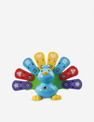 Vtech Baby Feathers & Feelings Peacock interactive toy
