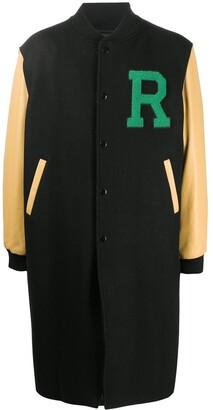 Raf Simons American letterman jacket