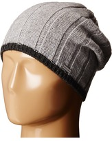 MICHAEL Michael Kors Tipped Wide Rib Slouchy Beanie