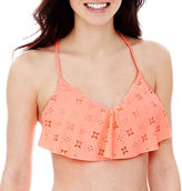 Arizona Flounce Bralette Swim Top - Juniors