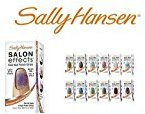 Sally Hansen Lot of 10 Salon Effect Real Nail Polish Strips All Different Colors No Repeats NO FRENCH...
