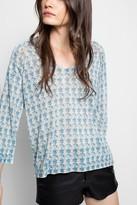 Zadig & Voltaire Lor Skull Sweater
