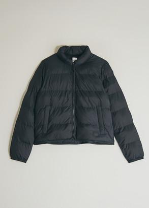 Herschel Women's W Highfill in Nylon/Poly Black Jacket, Size Small
