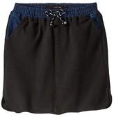 Joe's Jeans The Markie Skirt (Big Kids) (Black) Girl's Skirt