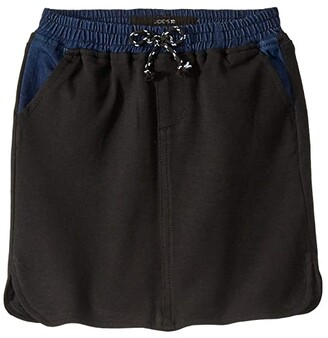 Joe's Jeans The Markie Skirt (Big Kids) (Black) Girl's Skirt