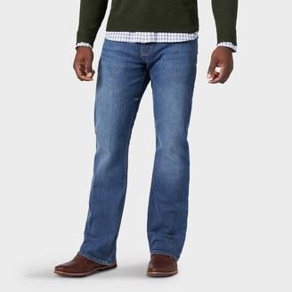 Wrangler Men's Bootcut Jeans - Ocean