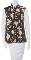 Marni Printed Sleeveless Top w/ Tags