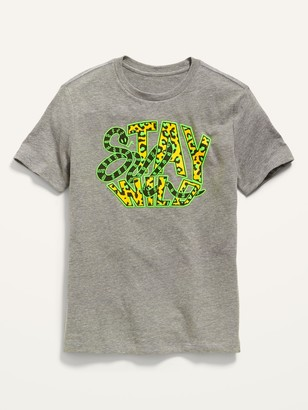 Old Navy Crew-Neck Graphic Tee for Boys
