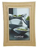 Nambe Beaded Frame, 4 x 6