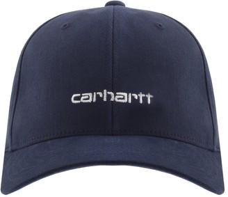 Carhartt Script Cap Navy