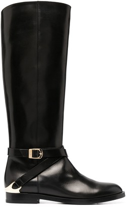 Fratelli Rossetti Side-Buckle Boots