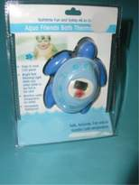 Creative Bath TURTLE safety bathtub bath tub THERMOMETER Baby