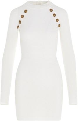 Balmain diamond Dress