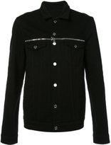 RtA zip detail jacket