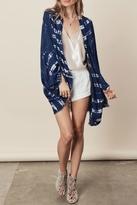 Love Stitch Lovestitch Lumina Tie-Dye Kimono