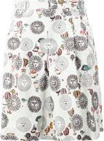 Comme des Garcons x Fornasetti printed shorts - men - Cotton - S