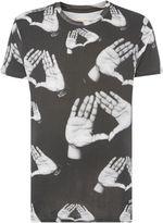 Eleven Paris Regular Fit Hova 99 Jay-z T Shirt