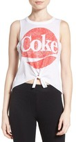 Chaser Women's Coca Cola Graphic Tank