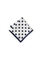 Country Road Large Dot Pocket Square