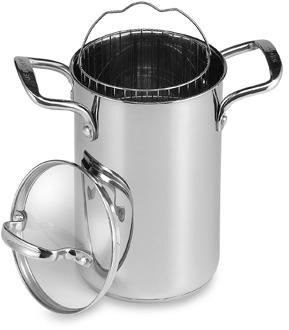 Bed Bath & Beyond Denmark Tools for Cooks® Stainless Steel 3.5-Quart Asparagus Steamer