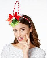 Celebrate Shop Mistletoe Headband, Only at Macy's