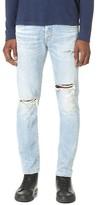 A Gold E AGOLDE Ferg Super Skinny Pixx Jeans
