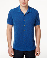 Alfani Men's Short-Sleeve Shirt, Only at Macy's