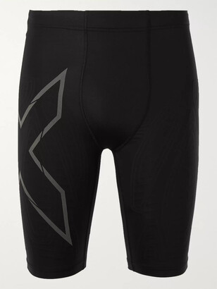2XU Mcs Compression Running Shorts
