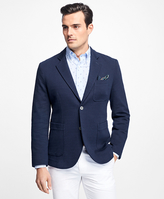 Brooks Brothers Double-Face Patch Pocket Blazer