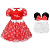 Disney BabyGirls Minnie Mouse Costume Dress