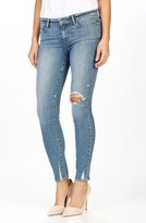 Paige Women's Verdugo Distressed Ultra Skinny Jeans