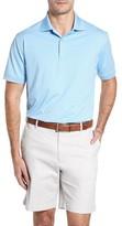 Peter Millar Men's Creto Stripe Jersey Polo