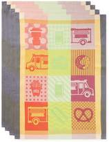 Garnier Thiebaut Garnier-Thiebaut Street Food Kitchen Towels (Set of 4)
