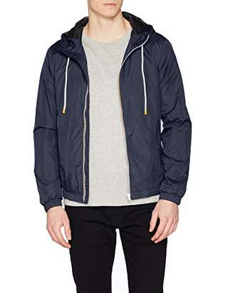 BLEND Men's Outerwear Jacket, (Dark Navy Blue 74645), S
