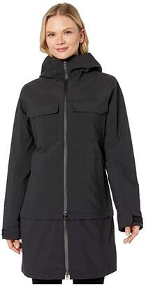 Marmot Converter Jacket (Black) Women's Coat