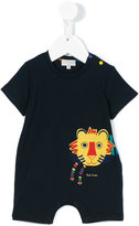 Paul Smith lion print romper - kids - Cotton - 6 mth