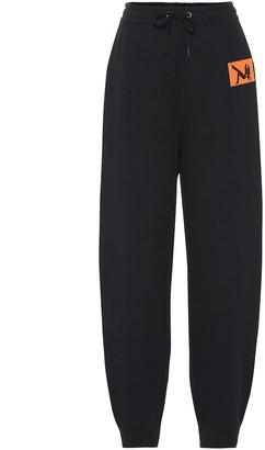 Calvin Klein Cotton-blend trackpants