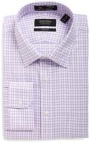 Nordstrom Smartcare Classic Fit Plaid Dress Shirt