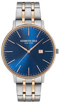 Kenneth Cole Classics Stainless Steel Watch