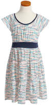 Tea Collection Bondi Wave Twirl Dress (Toddler Girls, Little Girls & Big Girls)