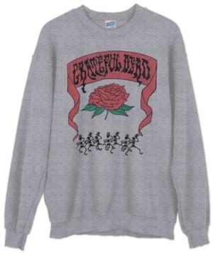 Junk Food Clothing Cotton Grateful Dead Sweatshirt