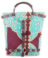 Luella Printed Tote Bag