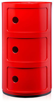Kartell Componibili Storage Unit - Red - Large