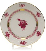 Herend Chinese Bouquet Bread & Butter Plate