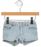 Bonpoint Girls' Denim Mini Jeans