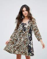 French Connection Evelyn Rose Tea Dress