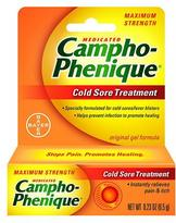 Campho-phenique Cold Sore Treatment Gel