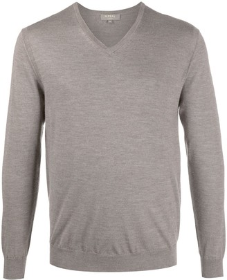 N.Peal The Conduit FG V-Neck jumper