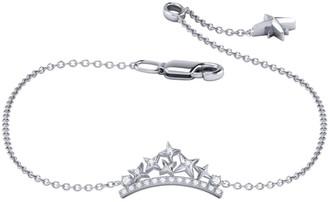Lmj Starry Cascade Bracelet In Sterling Silver