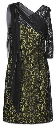 Romeo Gigli PLUS Knee-length dress